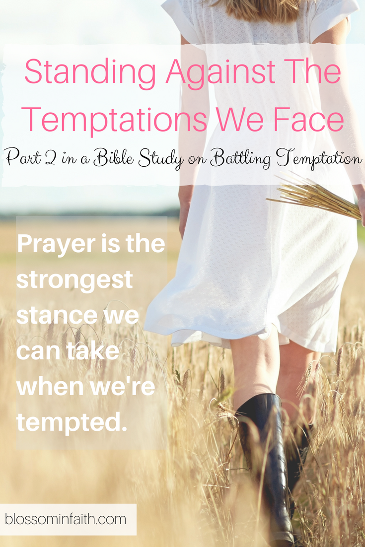 What Does the Bible Say About Overcoming Temptation?